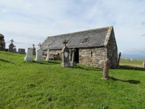 St Barr's church